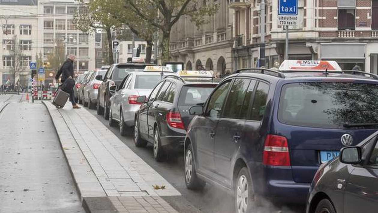 Taxiverzekering in 2018 afsluiten
